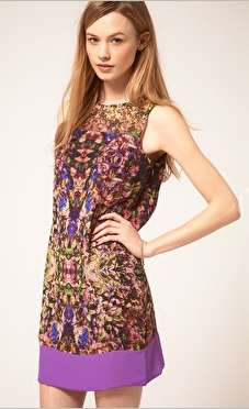 Printed Shift Dress Ted Baker MGWPZF