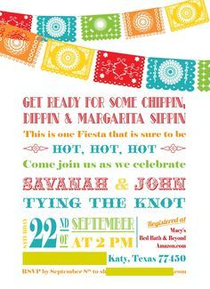 Philippine Fiesta Invitation Template Free Google Search Fins - Couples wedding shower invitations templates free
