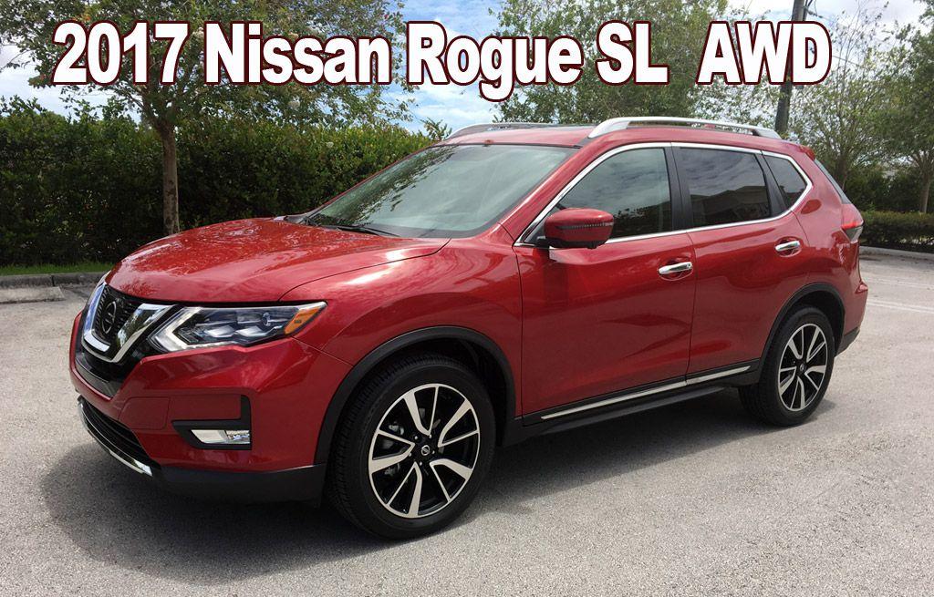 2017 Nissan Rogue SL AWD Nissan