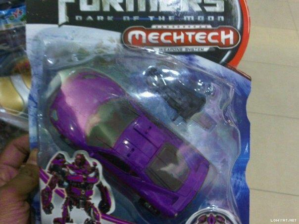 autobot dino deluxe ferrari toy first shot of ko aka fake dotm