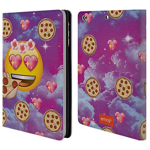 Official Emoji Pizza Love Smileys Leather Book Wallet Case Cover For Apple Ipad Mini 1 2 3 Emoji Cute Pizza Apple Ipad Mini