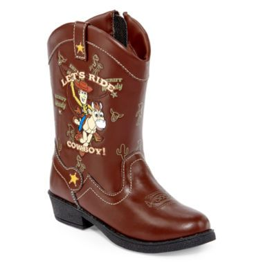 10ccf28eeefd Toy Story ™ Western Boys Boots - Toddler found at  JCPenney
