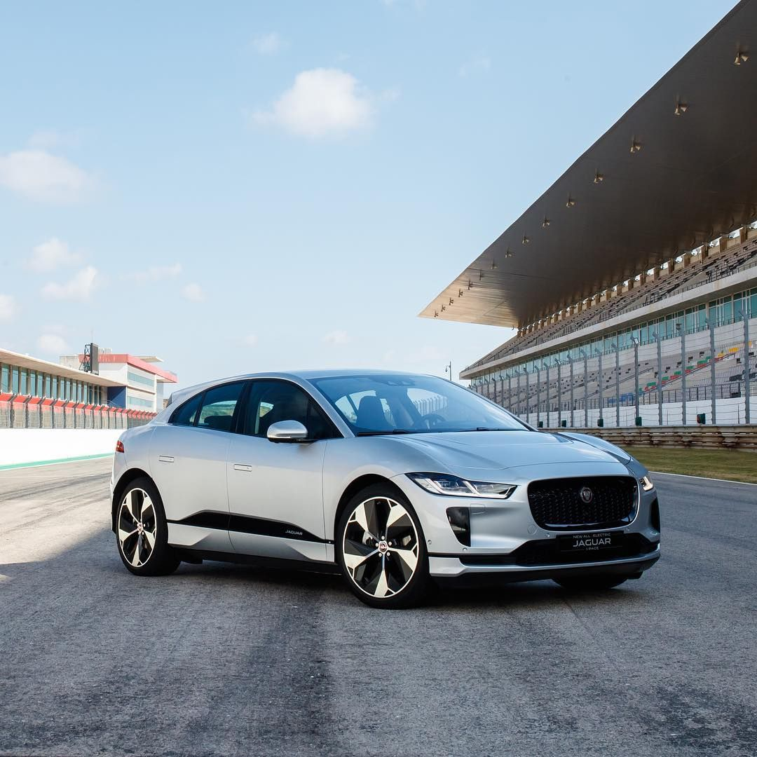 The All Electric Jaguar Ipace Has Been Crowned Car Of The Year And Best Premium Electric Car At The 2018 Auto Express New Car Awards