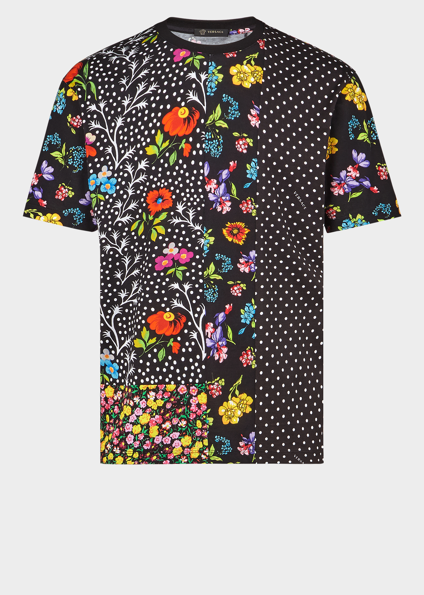 443376021b Mixed Floral Print T-Shirt for Men | US Online Store | Харесани от ...
