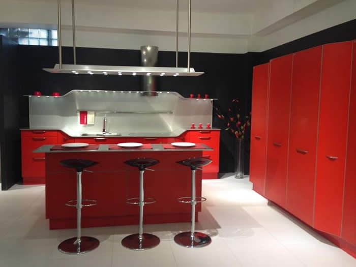 Design Keuken Showroommodel : Rudy`s over italiaanse design keukens e d snaidero showroom