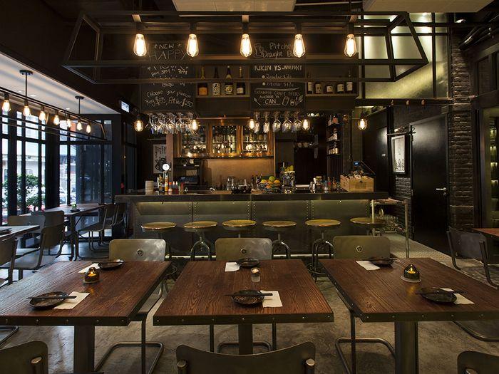 Explore Restaurant Design Hong Kong And More