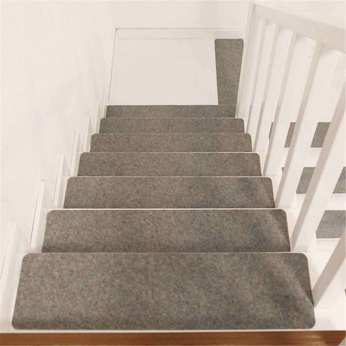 Best 14Pcs Set Stair Treads Non Skid Slip Carpet Stair Treads 400 x 300