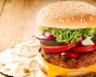 cheeseburger all g recette recettes pour le soir. Black Bedroom Furniture Sets. Home Design Ideas
