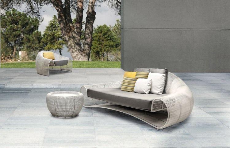 Canape De Jardin Design