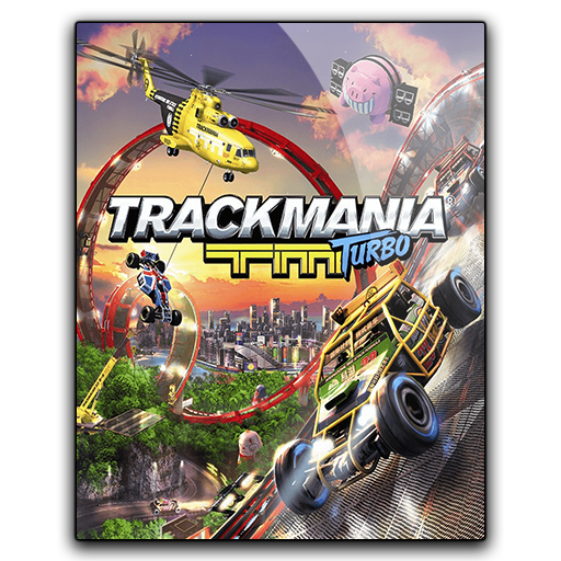 Icon Trackmania Turbo by HazZbroGaminG Turbo, Games to