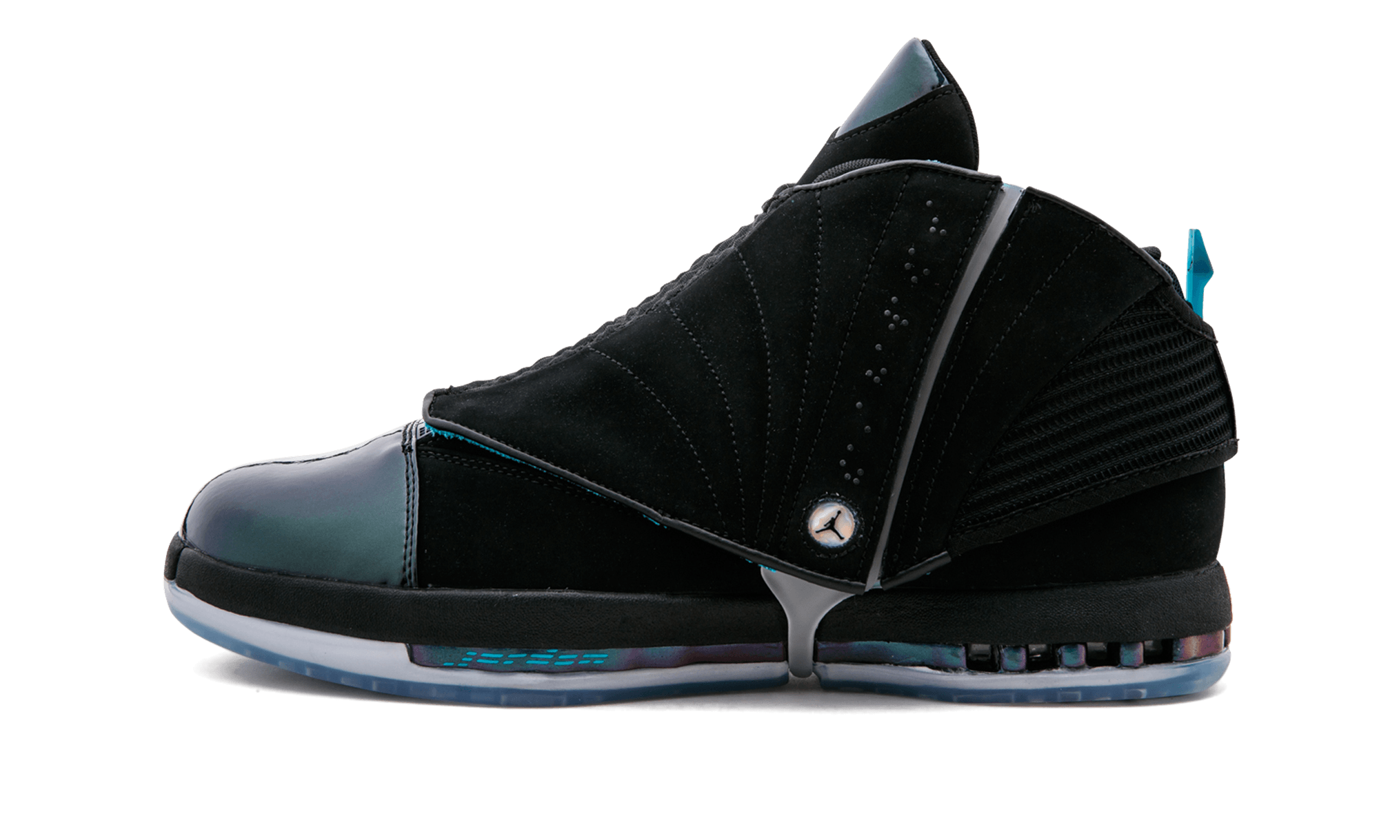 eecf20cf687643 Air Jordan 16 Retro Trophy Rm French Blue  Trophy Room