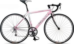 This is my baby! My beautiful, pink Fuji bicycle! | Cycling