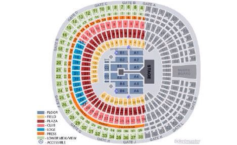 Seating Map For 1d In San Diego For Otra Follow 1dtoursca On Twitter Qualcomm Stadium San Diego Beyonce Tickets