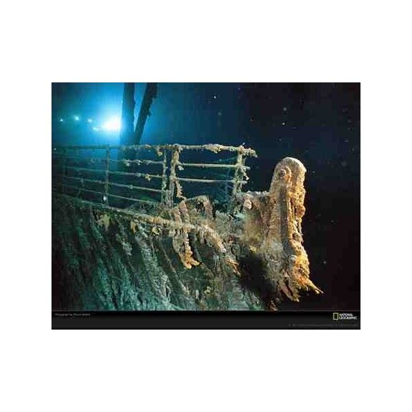 Titanics Railings Ship Wrecks Wallpaper 66722 Desktop Nexus