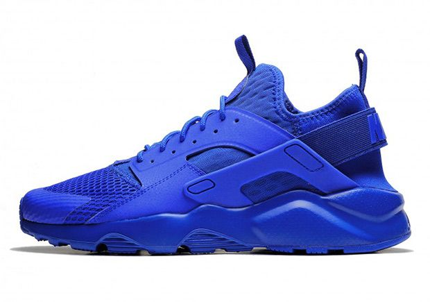 wholesale price lower price with discount Nike Air Huarache Run Ultra Racer Blue 833147-401 | Nike air ...