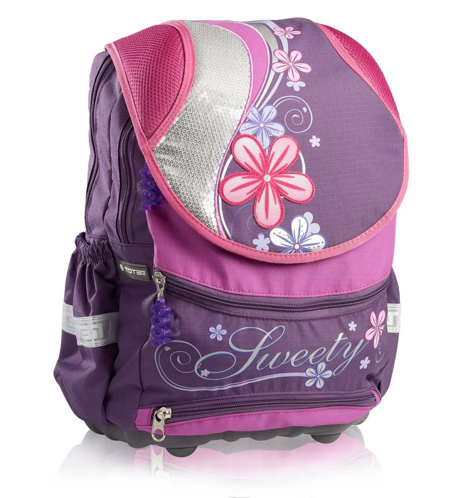 Totem Nz Orthopaedic School Bags And School Backpacks Babygirl