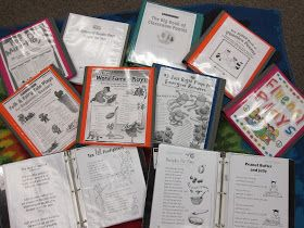 Seusstastic Classroom Inspirations: Daily 5 Chapter 5 Book Study
