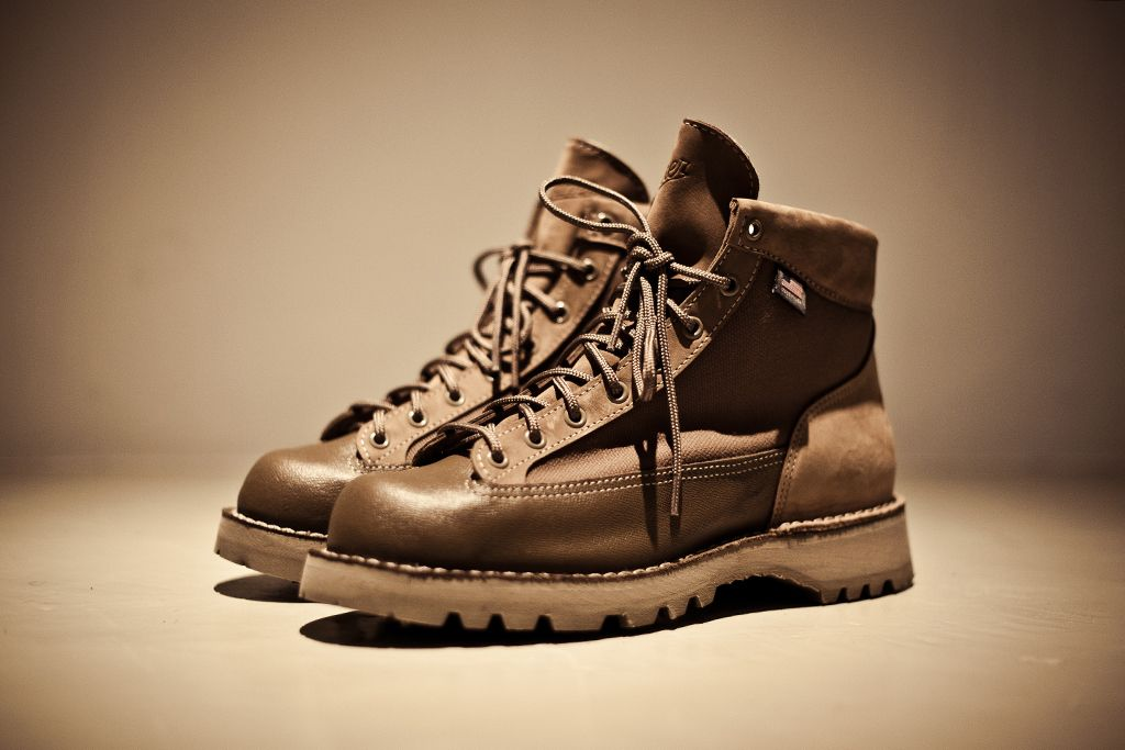 Stumptown by Danner Light Patterson | Gore tex