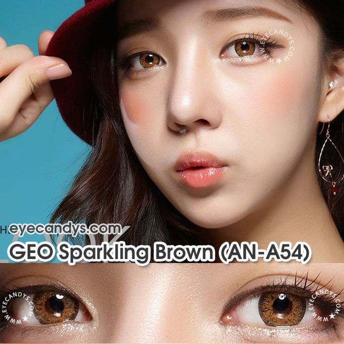 NEO Glamour Brown | Geo, Colored contacts and Color contacts
