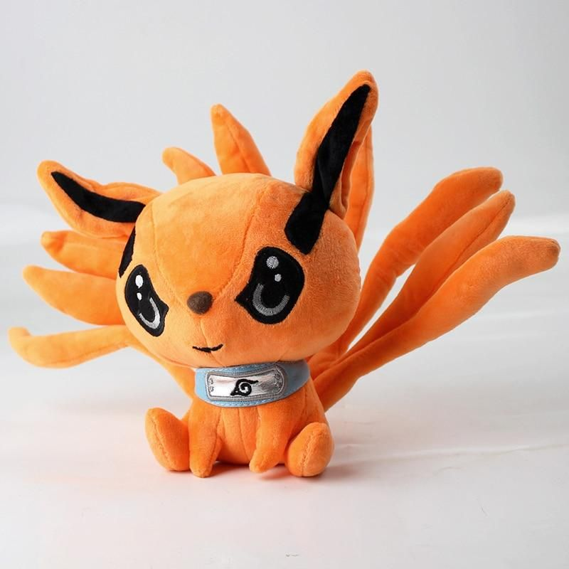 Photo of 9 Tails Fox Plushie