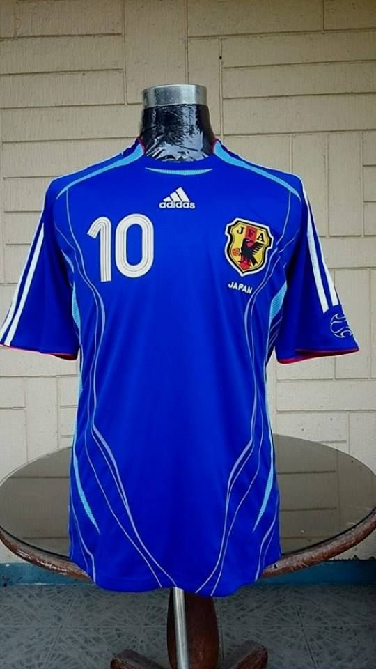 JAPAN 2006 WORLD CUP NAKAMURA SHIRT   Vintage jerseys, Shirts ...