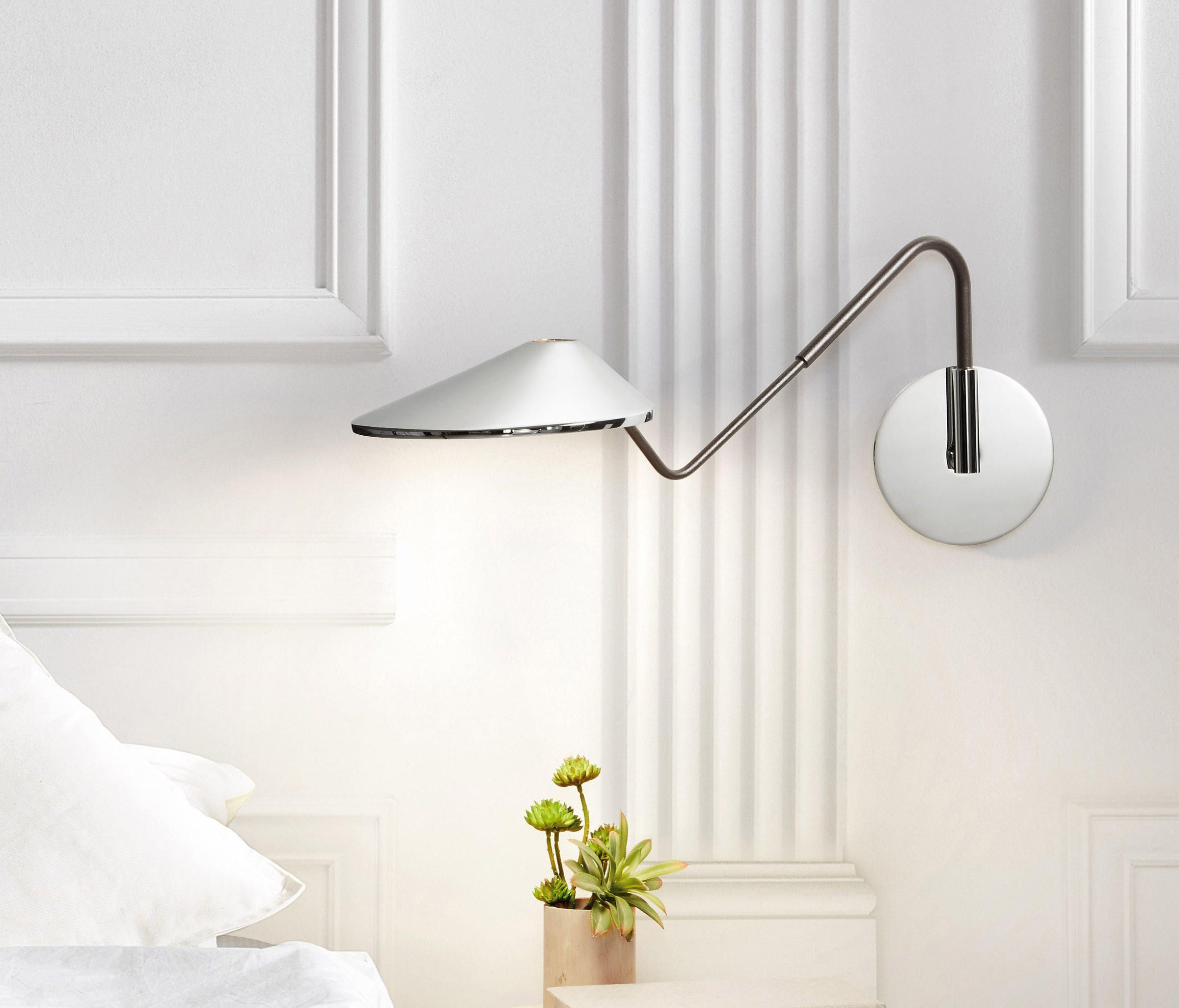 NÓN LÁ A/03 - Designer General lighting from BOVER all ... on Decorative Wall Sconces Non Lighting id=89408