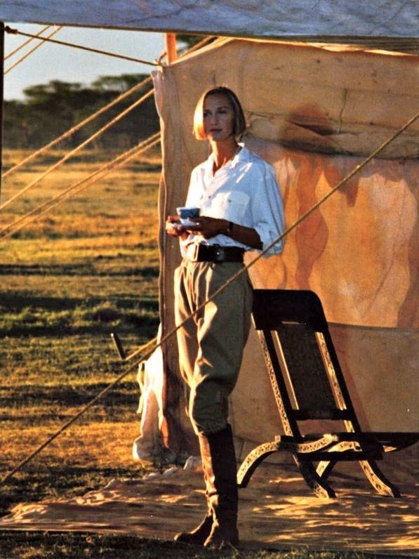 Safari look με ένα skinny παντελόνι! Ποια διαλέξαμε για σένα
