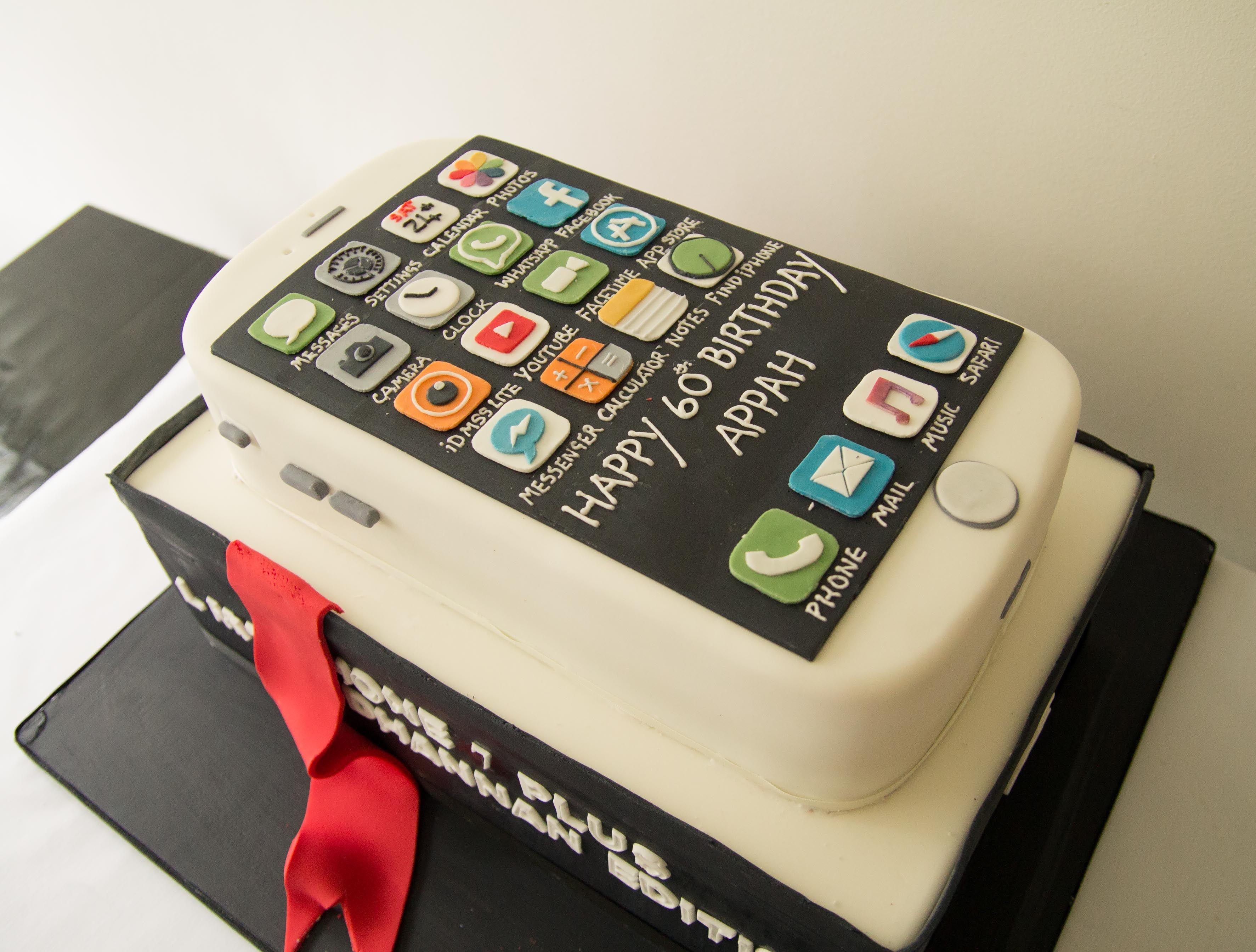 Mobile Phone Cakeg 35462687 Wedding Inspiration Pinterest
