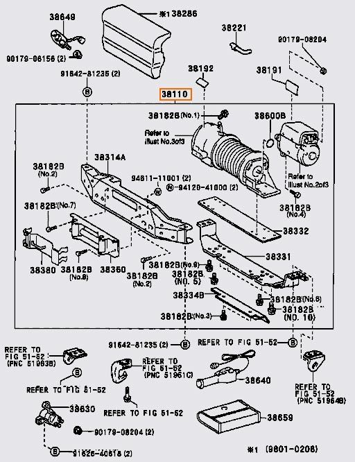 factory winch mounting schematic