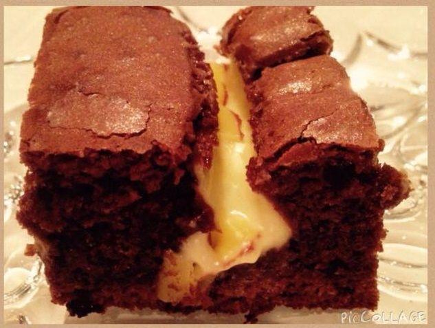 Da har vi prøvd en ny variant av brownies kaken og den falt virkelig i smak hos guttane mine.Har du lyst til å prøve, finner du oppskriften her: 200 gr. kokesjokolade 200 gr. smeltet smør 2 dl. su…