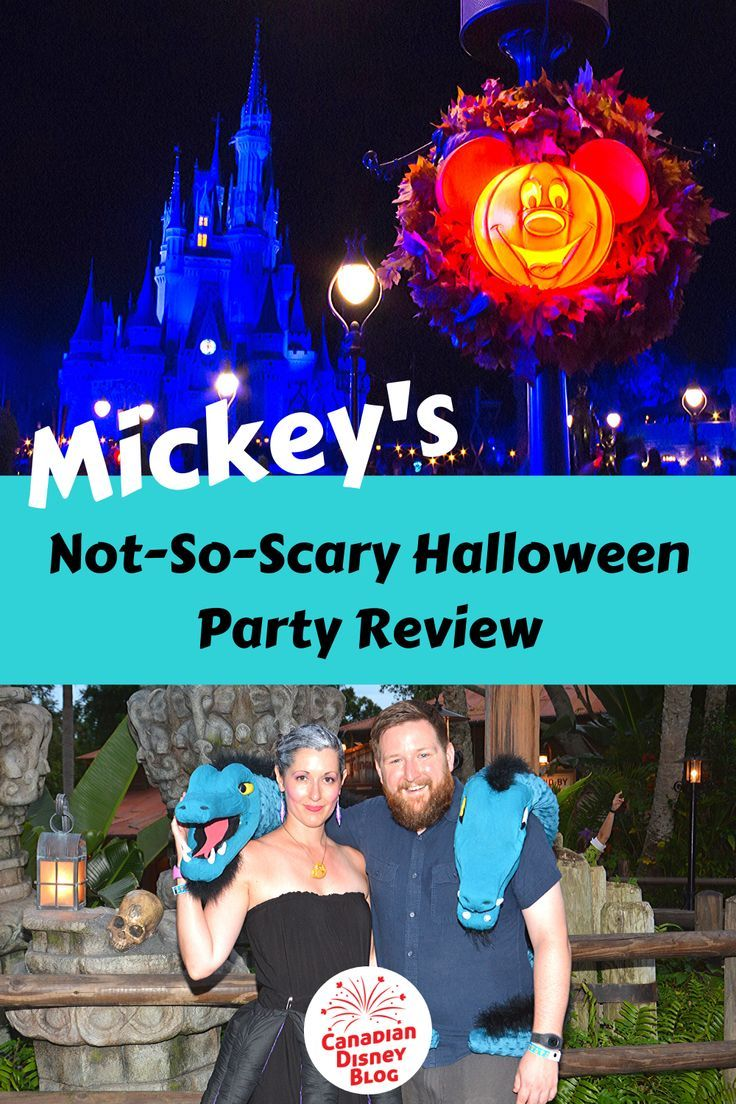 Mickeys Not So Scary Halloween Party Review 2020 Mickey's Not So Scary Halloween Party Review 2019 | Disney world