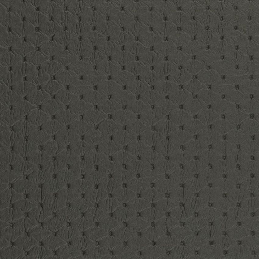 Anchor Diamond Gray Small Scale Vinyl Upholstery Fabric Fabric