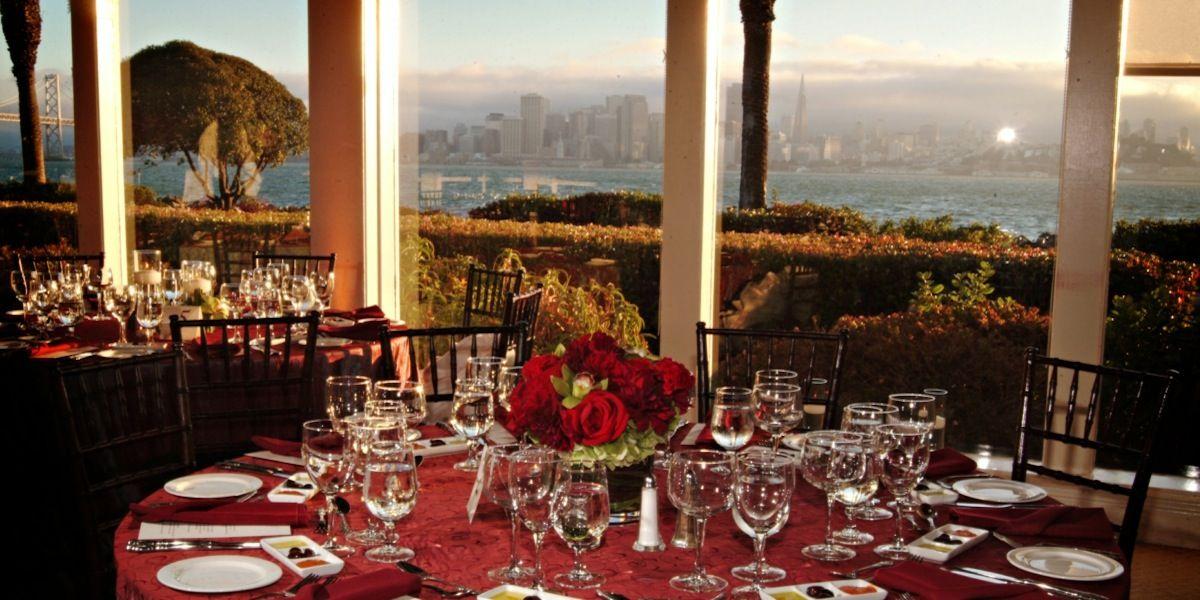 Weddings At Casa De La Vista Treasure Island In San Francisco Ca Wedding Spot San Francisco Wedding Venue Wedding Venue Prices Wedding Venues
