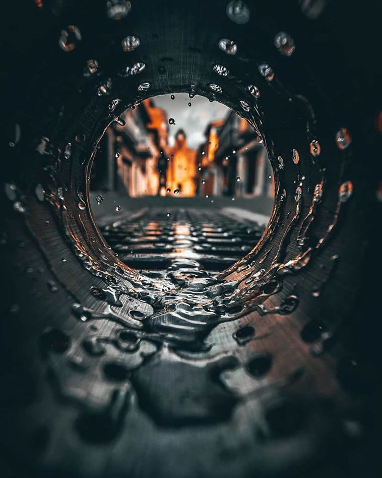 Photographer Uses Creative Tricks To Capture Stunning Photos #photography