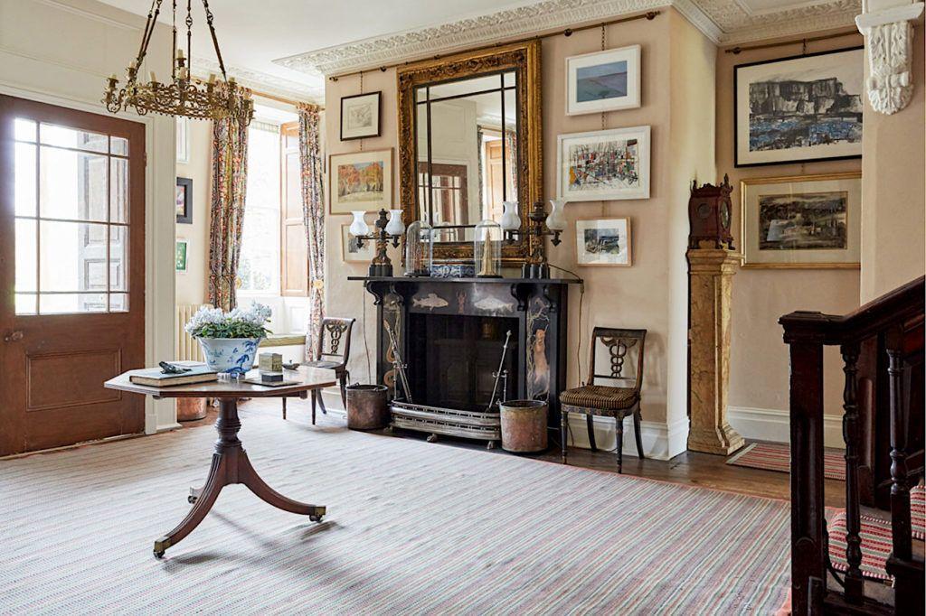 Habitually Chic Edward Bulmer S English Country House English