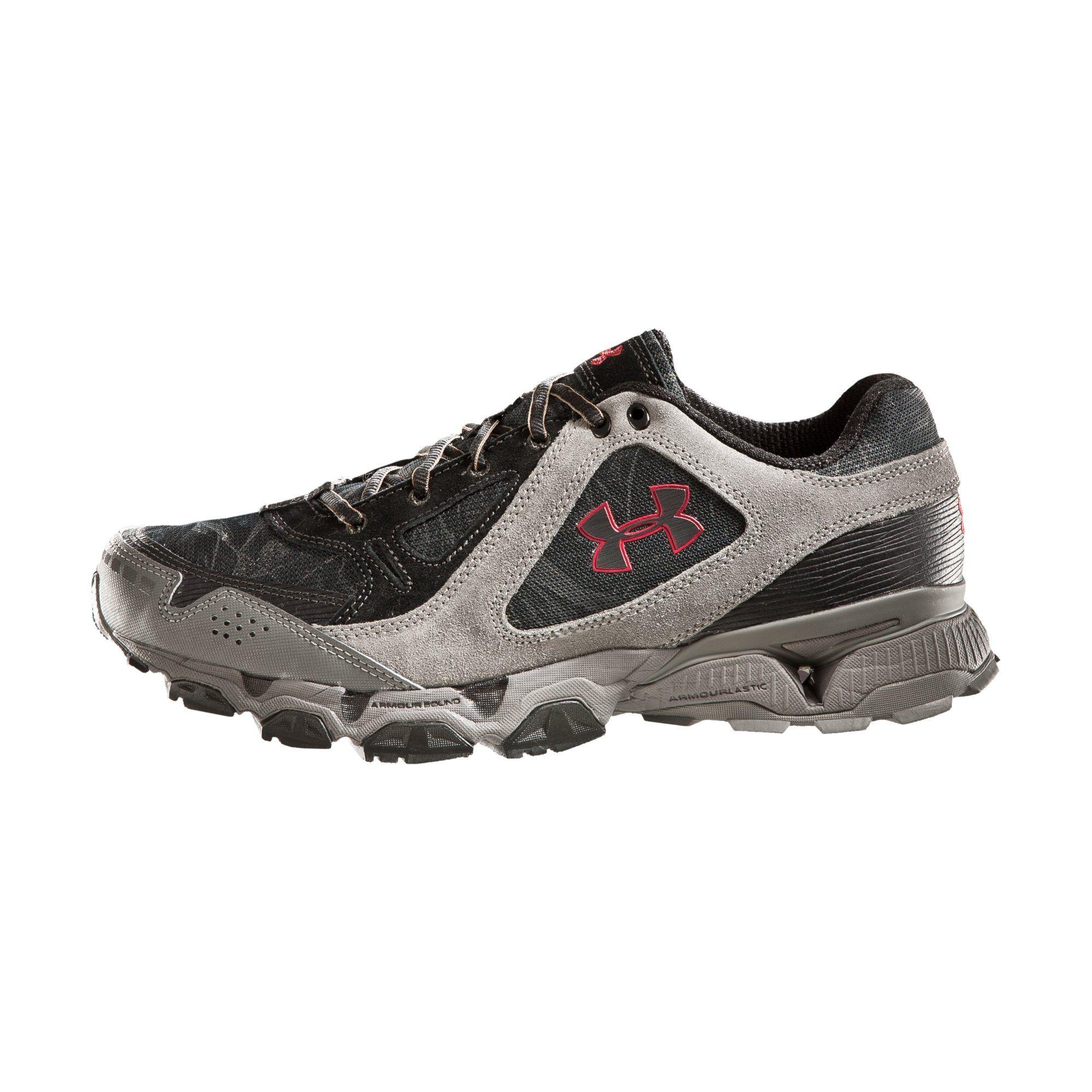 Under Armour Men S Chetco Ii Trail Running Shoes Running Armour Under Trail Chetco Shoes Running Ii Un In 2020 Trail Running Schuhe Sneakers Mode Stollenschuhe