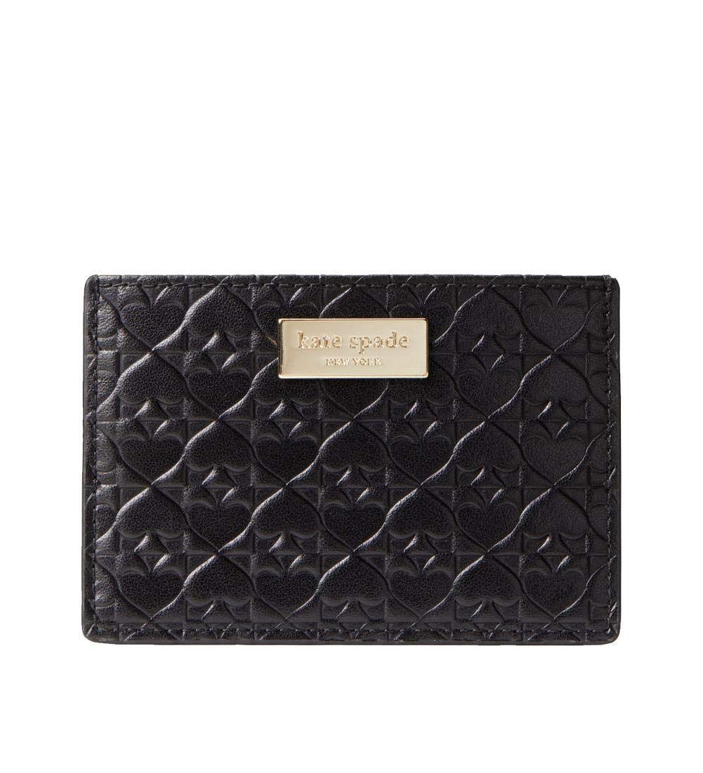 kate spade new york graham embossed wallet business card