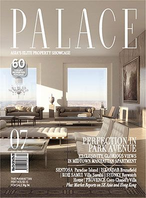 Palace Cover