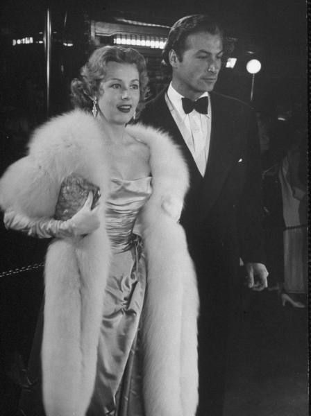Image result for lex barker and arlene dahl color