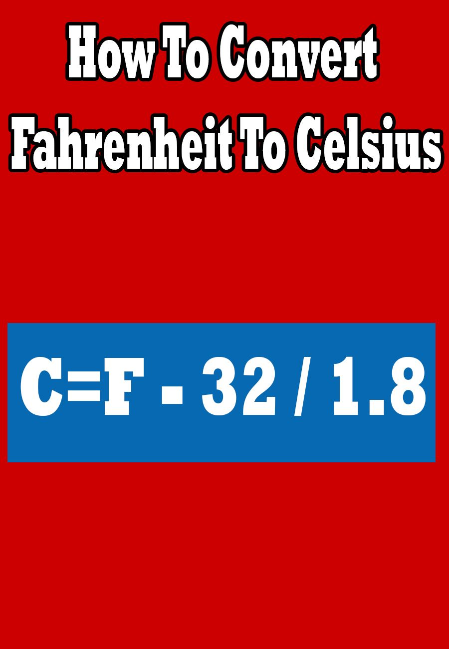 How To Convert 70 Fahrenheit To Celsius Superfashion Us Converter Metric System How To Apply