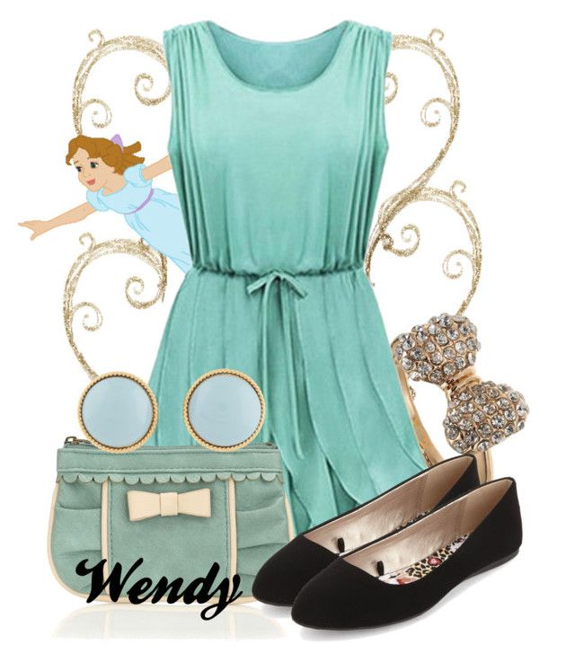 """Wendy: Budget"" by jess-d90 ❤ liked on Polyvore featuring LC Lauren Conrad, Accessorize, Charlotte Russe, ALDO, women's clothing, women's fashion, women, female, woman and misses"
