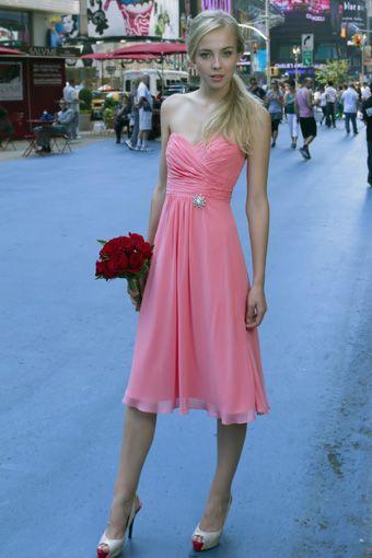 Jem's Bridesmaids Dresses