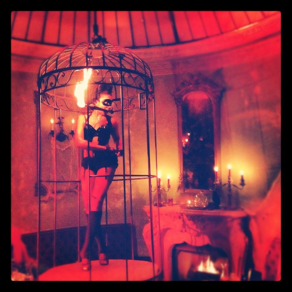 Amazing show on Halloween at Pour Vous Yelp 5574 Melrose