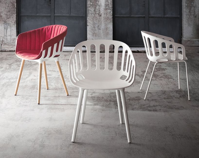 Sedie Gaber ~ Basket chair by alessandro busana of hole designstudio for gaber