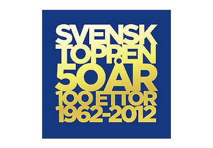 svensktoppen 50 år cd box En box full av ljuva minnen svensktoppen 50 år cd box