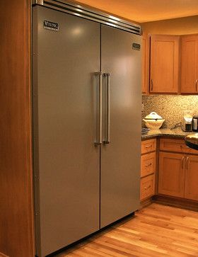 Viking Refrigerators Design Ideas Pictures Remodel And Decor Viking Refrigerator Modern Refrigerators Viking Kitchen