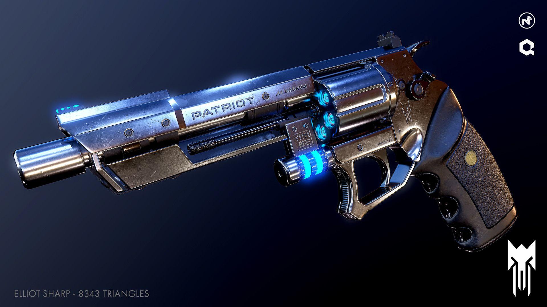 45++ Future revolver info