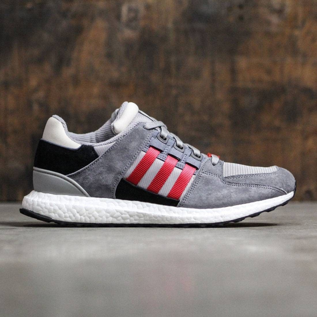 Adidas EQT Support 9316 Red Black White Grey Size 12
