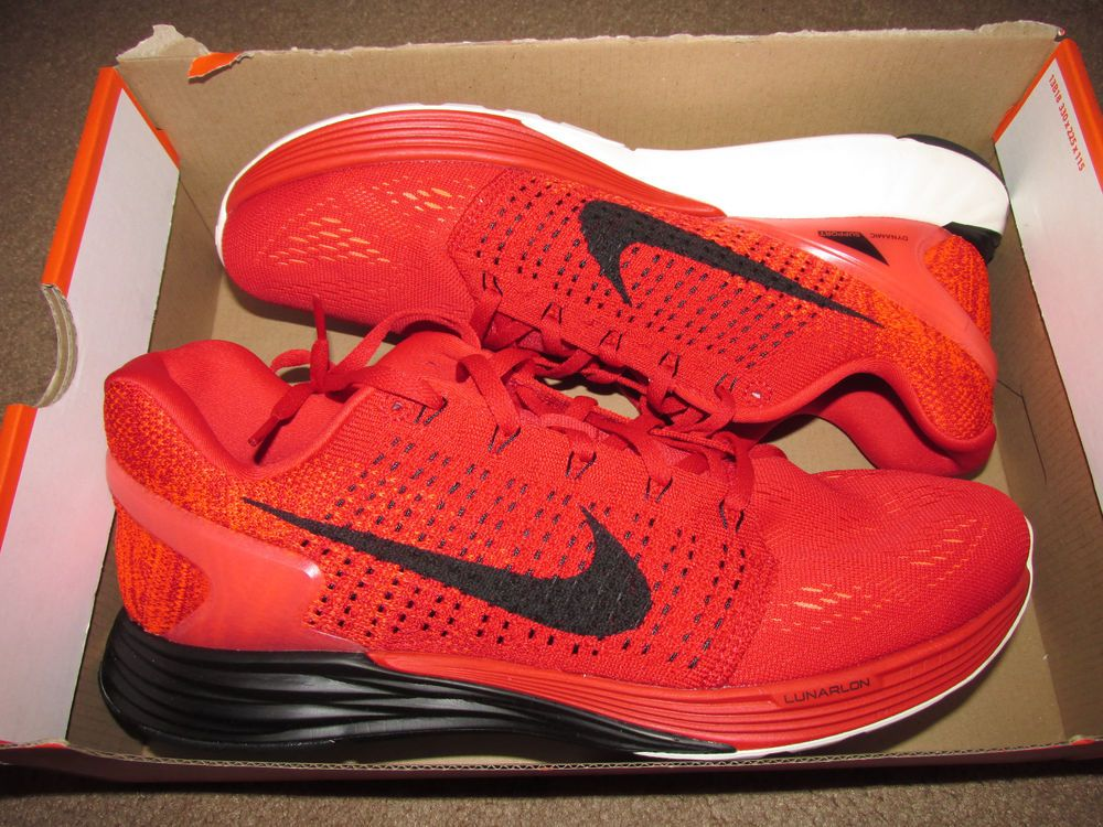 a59a76b0cb6 ... bright crimson university red 017f8 a50f7  where to buy nike lunarglide  7 mens running shoes 10 university red black sail 747355 601u2026