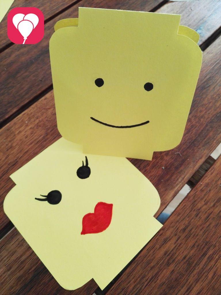 diy lego einladungen für deinen kindergeburtstag   diy and crafts, Einladung